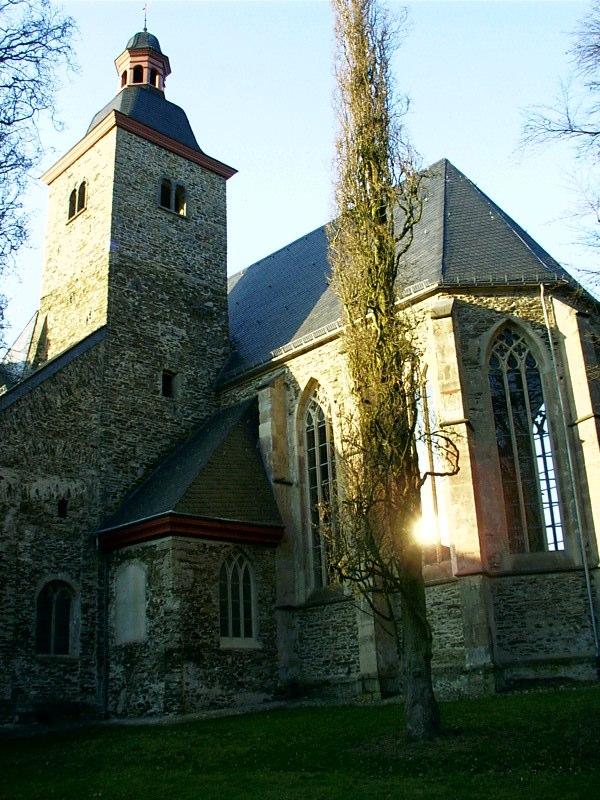 Bild Abtei Rommersdorf Neuwied