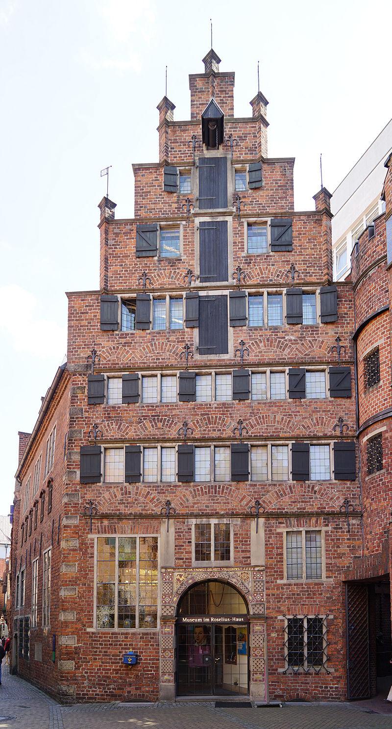 Bild Roselius Haus Bremen