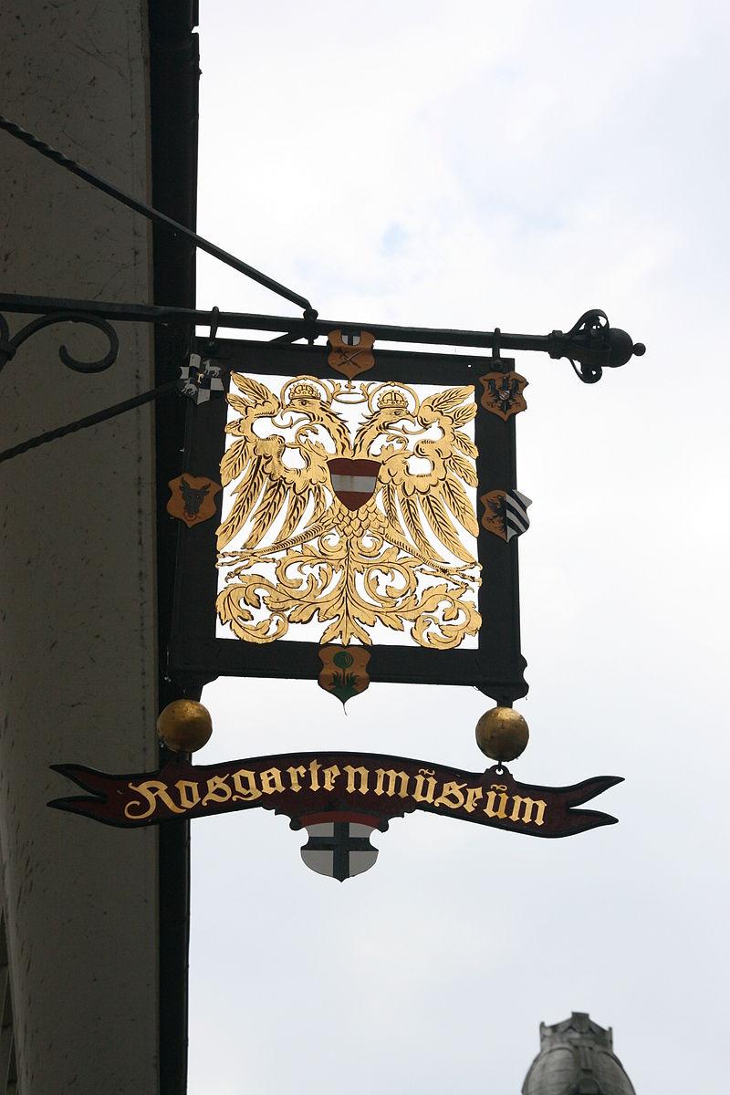 Bild Rosengartenmuseum Konstanz