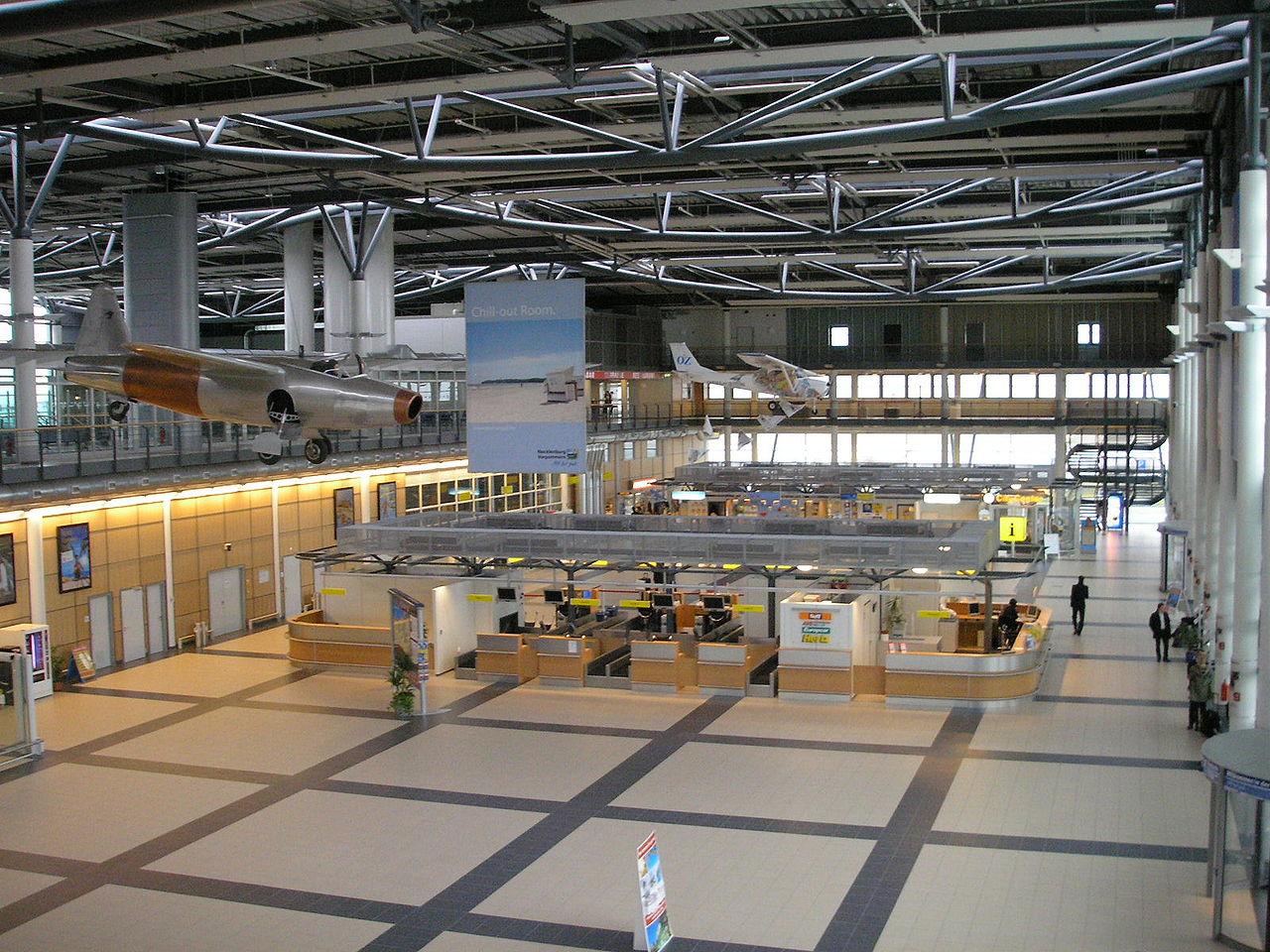 Bild Airport Rostock Laage