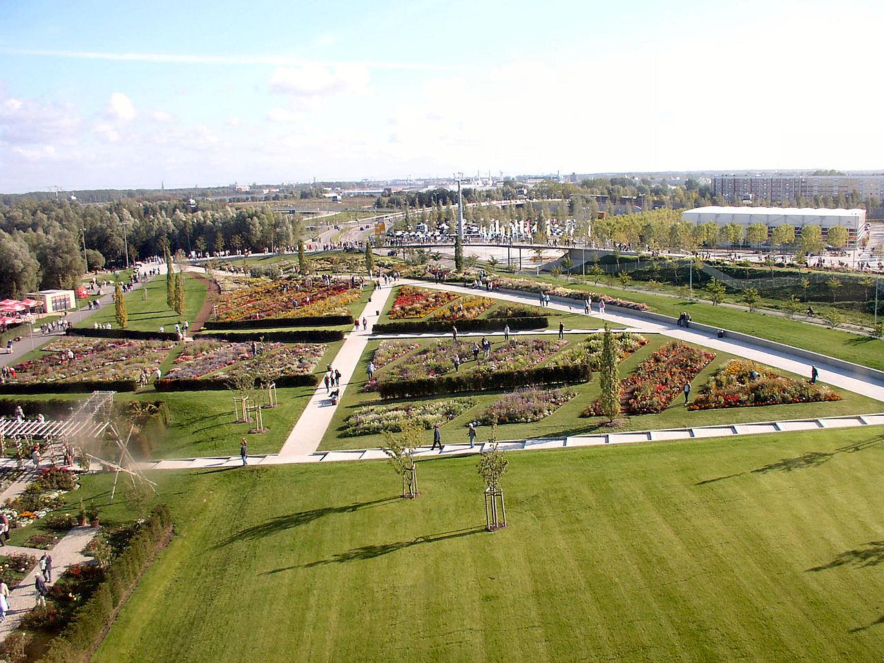 Bild IGA Park Rostock
