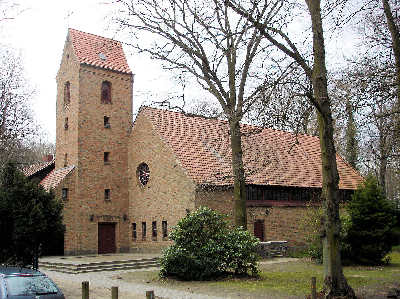 Bild St. Johannis Kirche Rostock