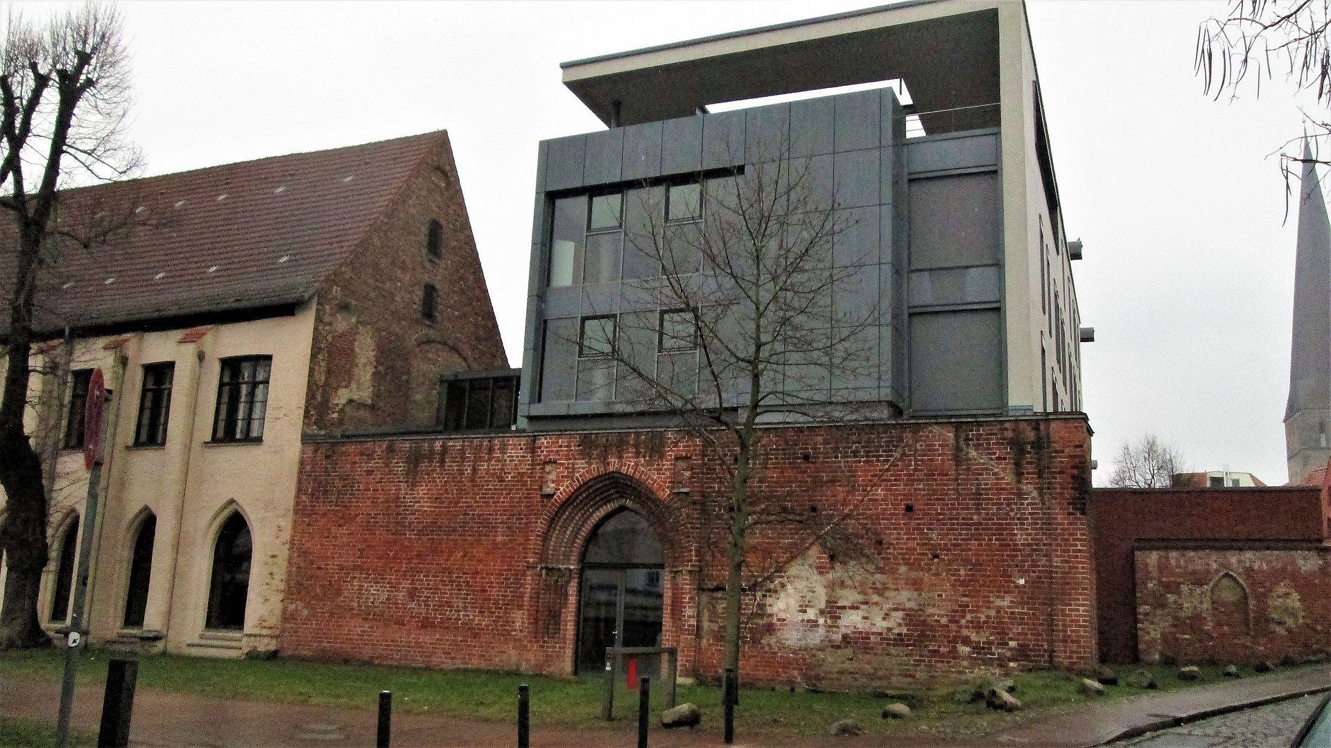 Bild St. Katharinenstift Rostock