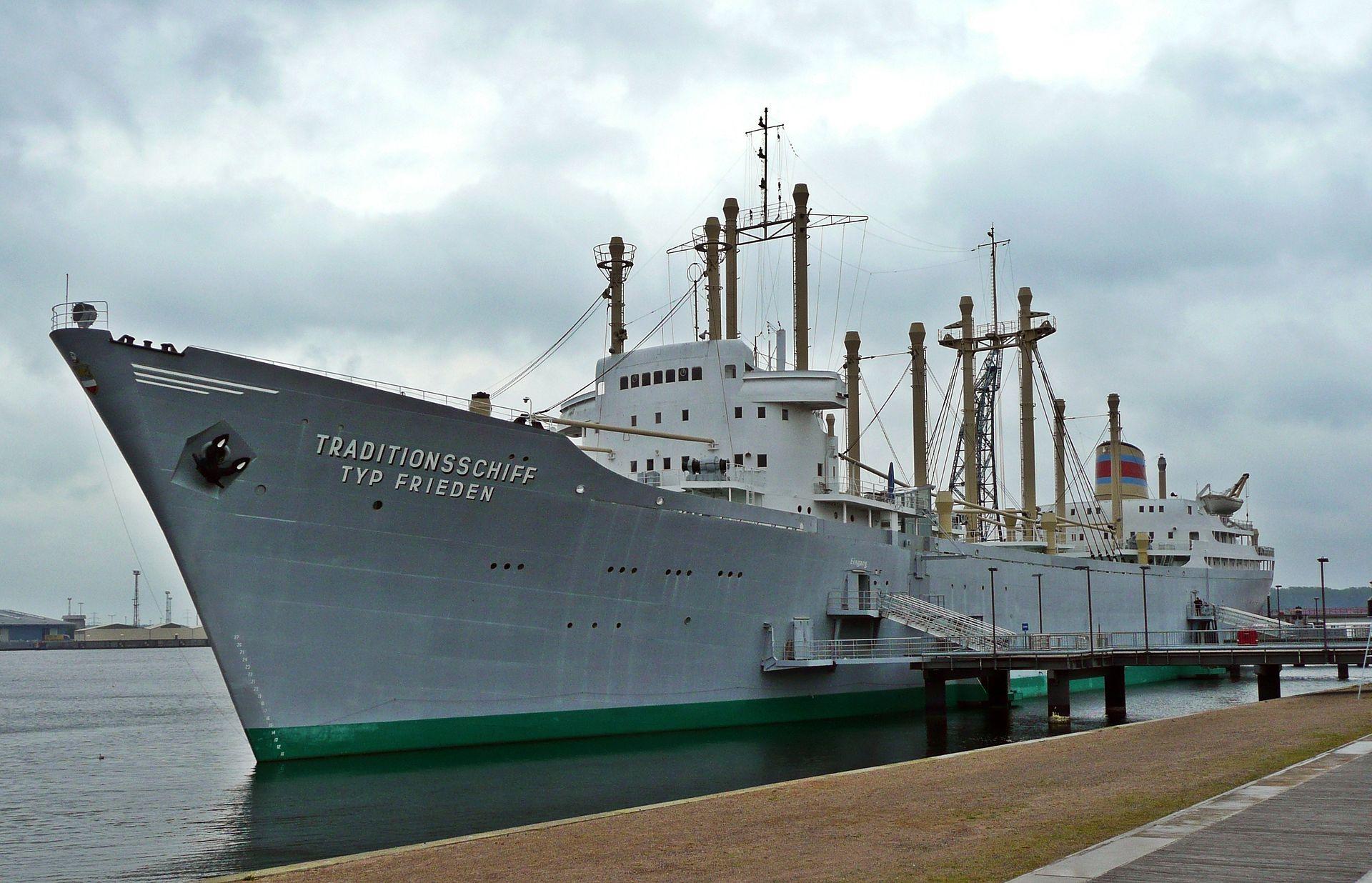 Bild Schiffbau- und Schifffahrtsmuseum Rostock