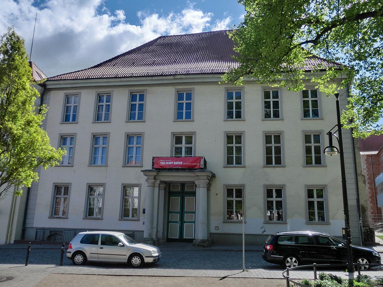 Bild Herzogliches Palais Rostock