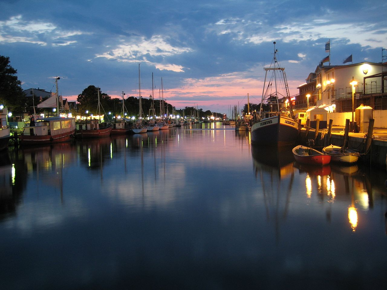 Bild Warnemünder Woche Rostock