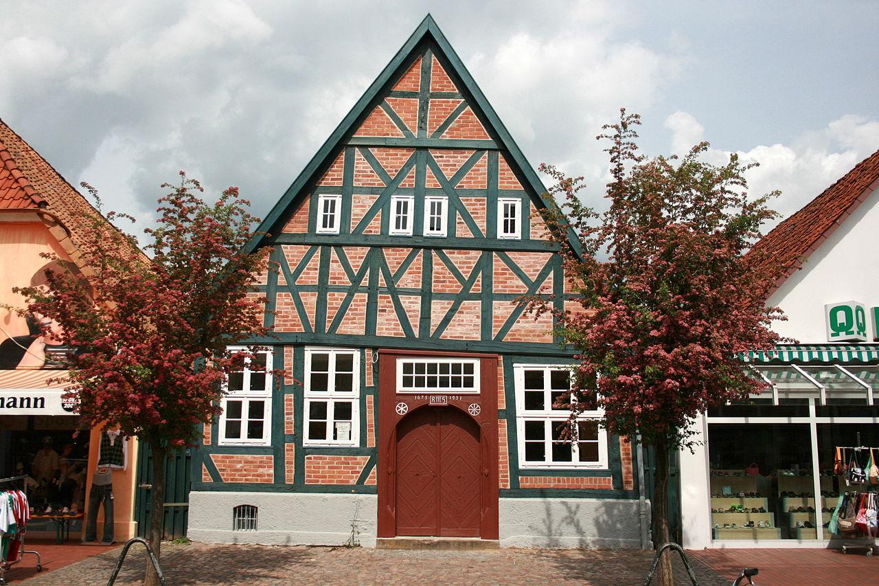 Bild Rudolf Schäfer Haus Rotenburg/W.