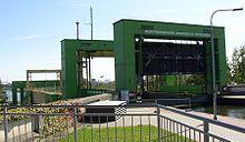 Bild Schiffshebewerk Magdeburg Rothensee