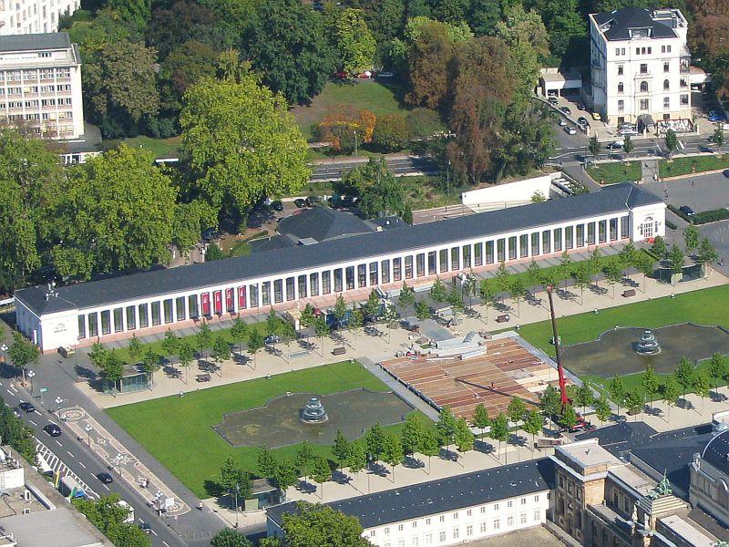 Bild Kurhauskolonnaden Wiesbaden