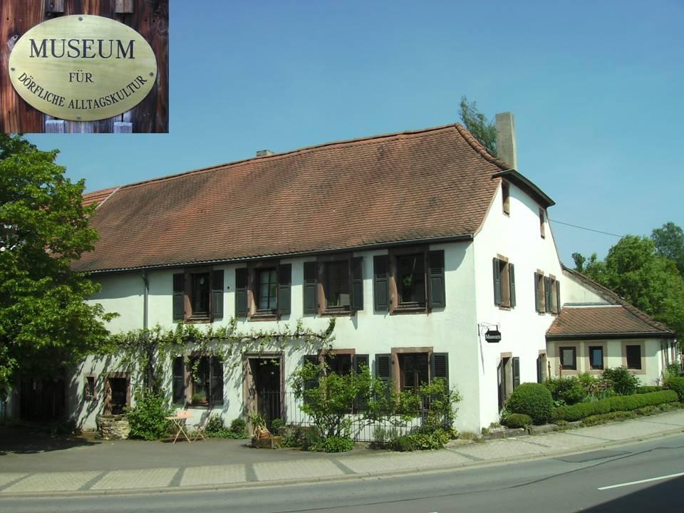 Bild Museum für dörfliche Alltagskultur Rubenheim