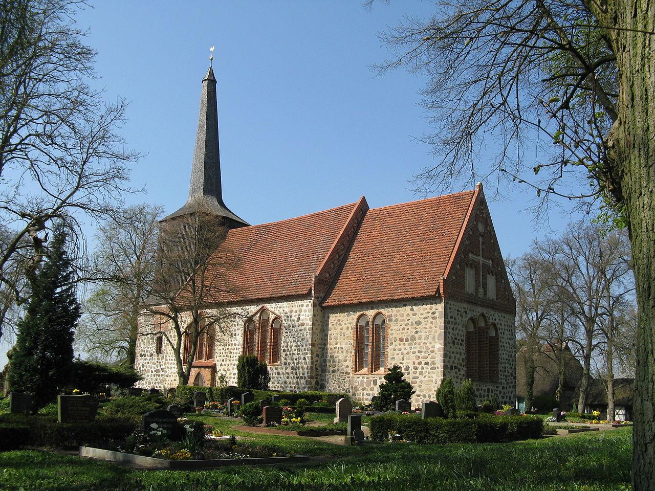 Bild Dorfkirche Ruchow