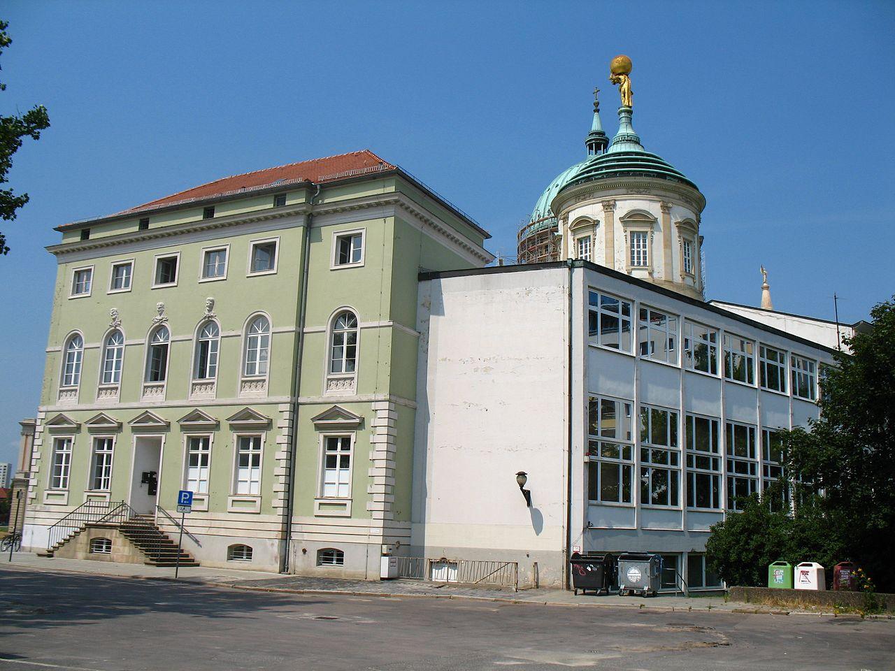 Bild Knobelsdorff Haus Potsdam