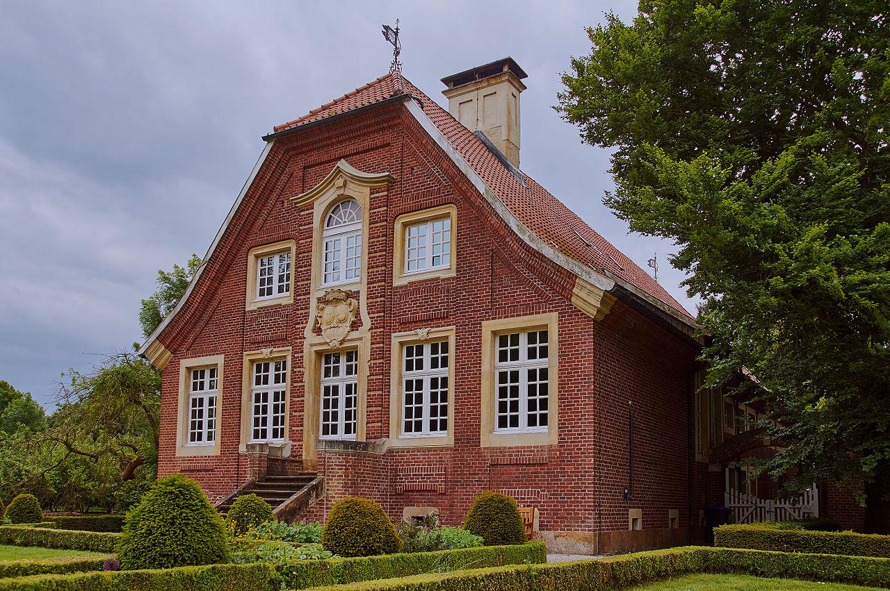 Bild Haus Rüschhaus Münster