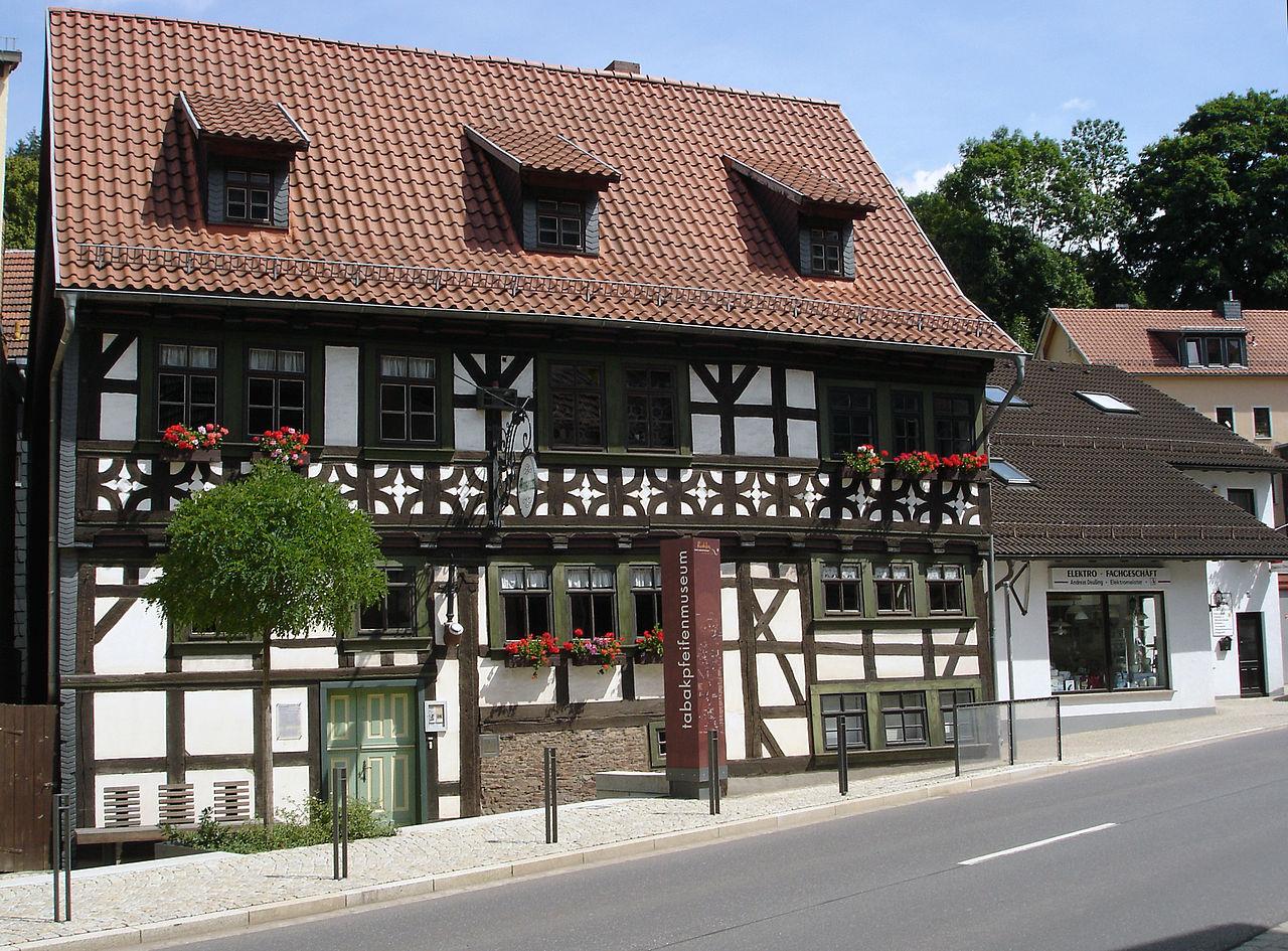 Bild Ruhlaer Tabakpfeifenmuseum und Museum für Stadtgeschichte