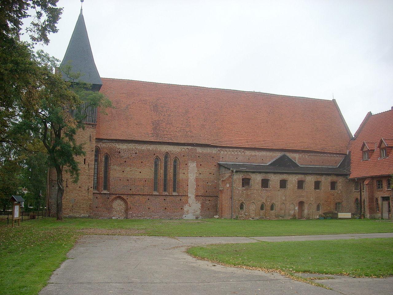 Bild Kloster Rühn