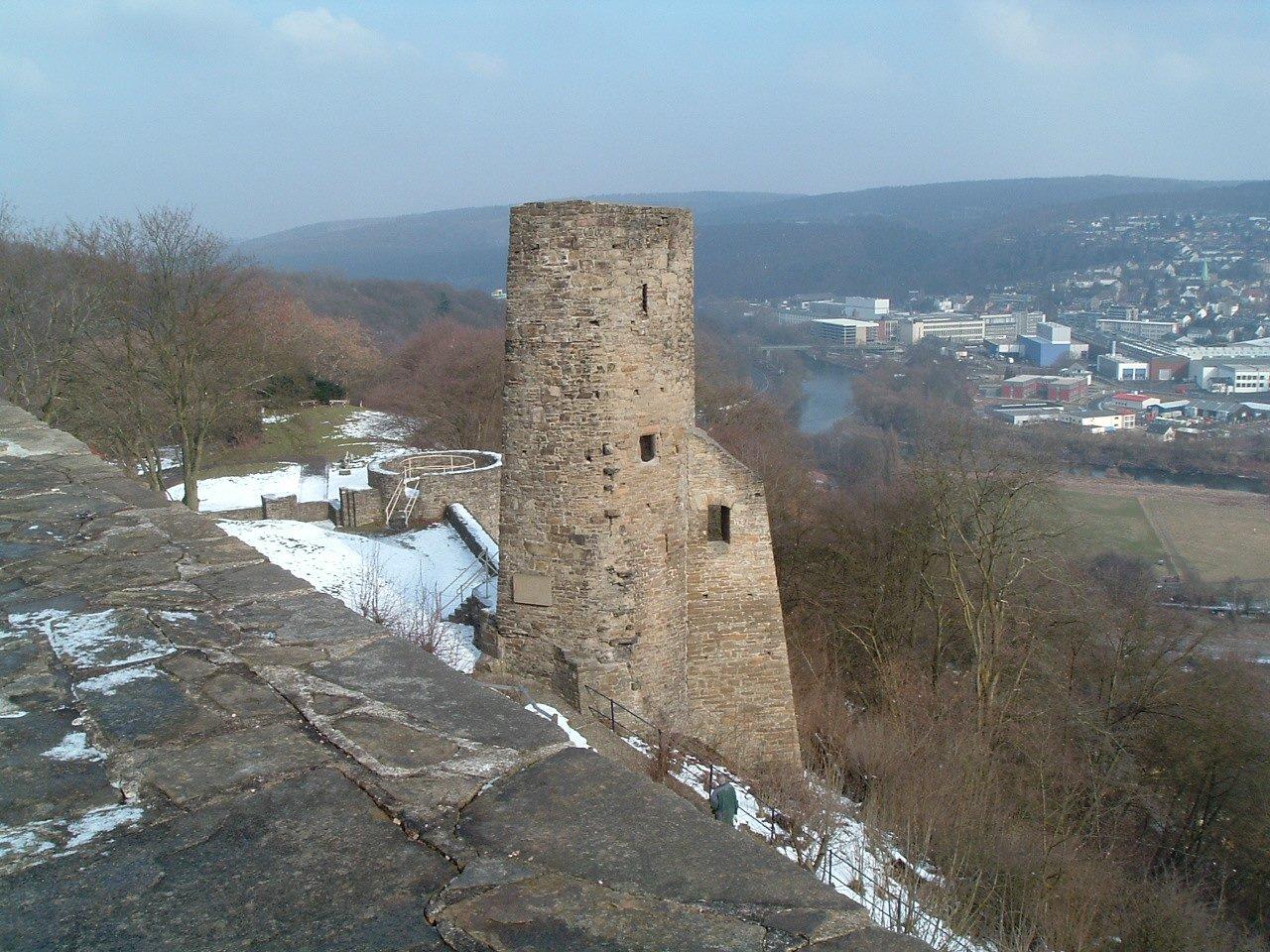 Bild Burg Volmarstein