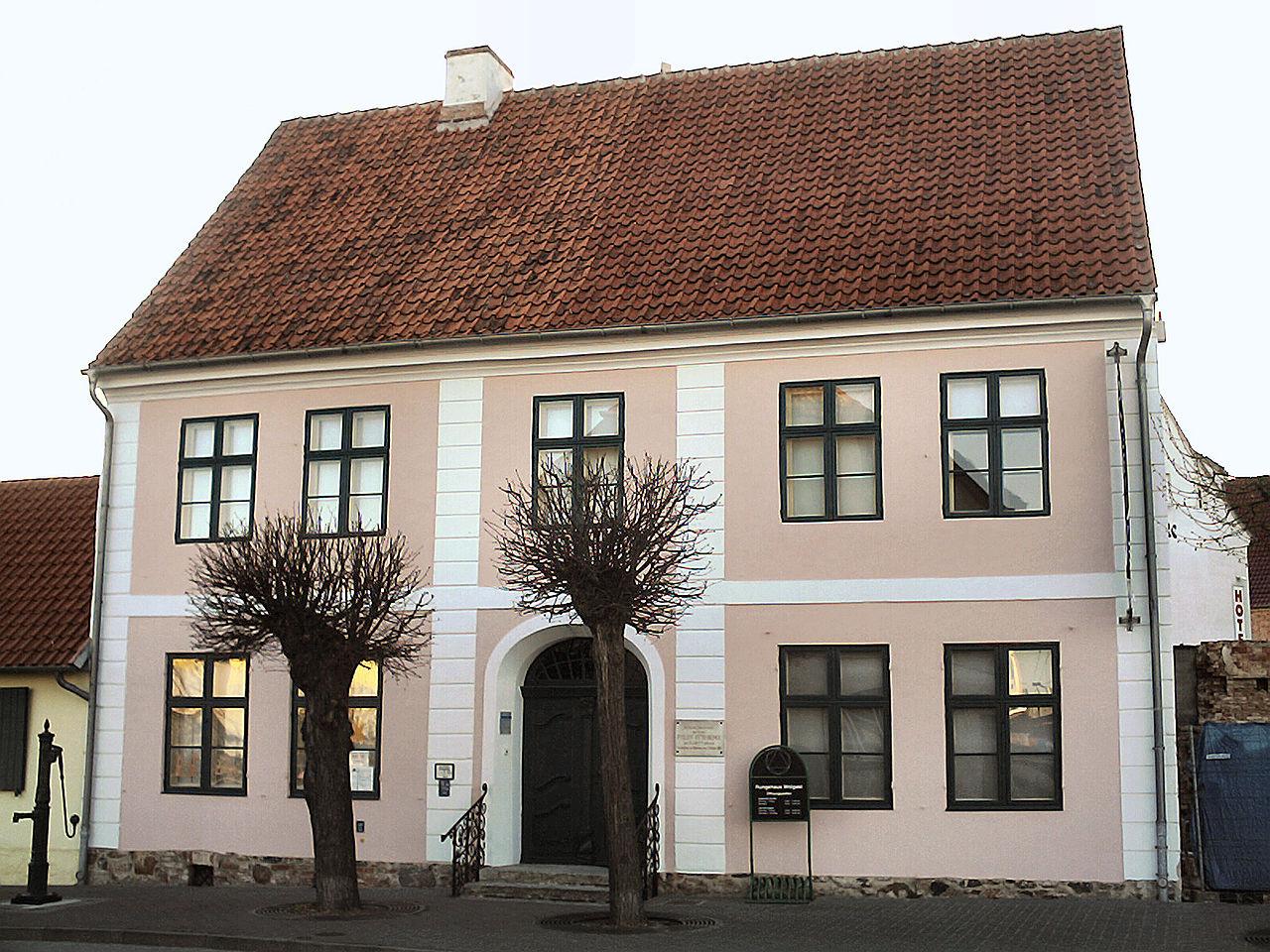 Bild Runge Haus Wolgast