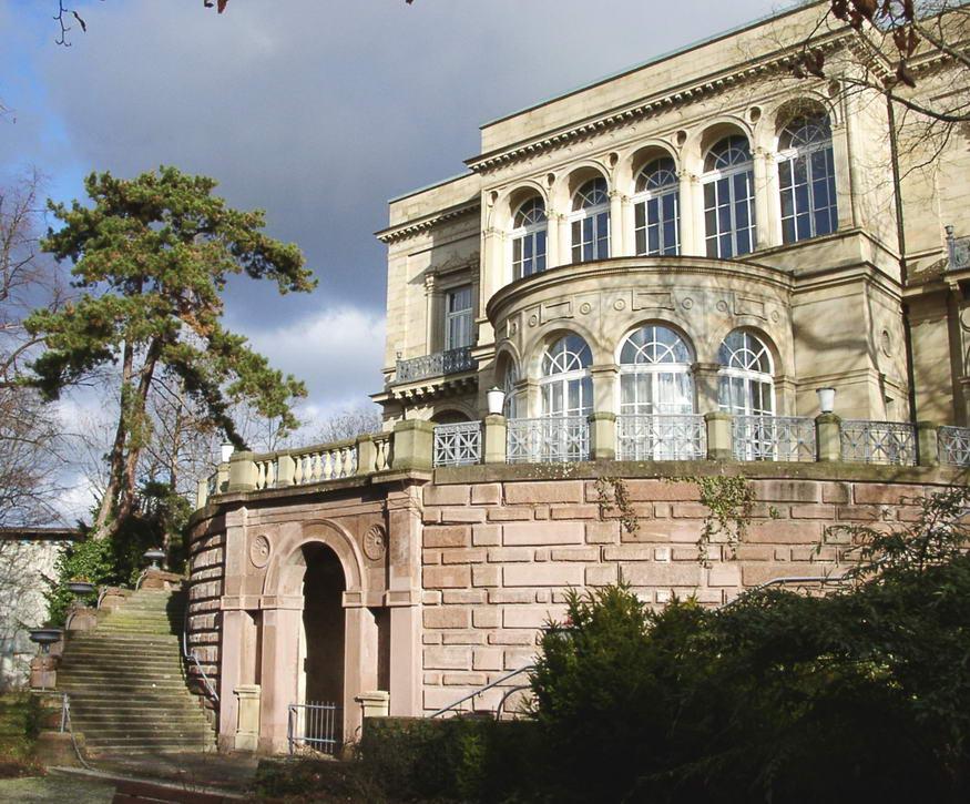Bild Villa Berg Stuttgart