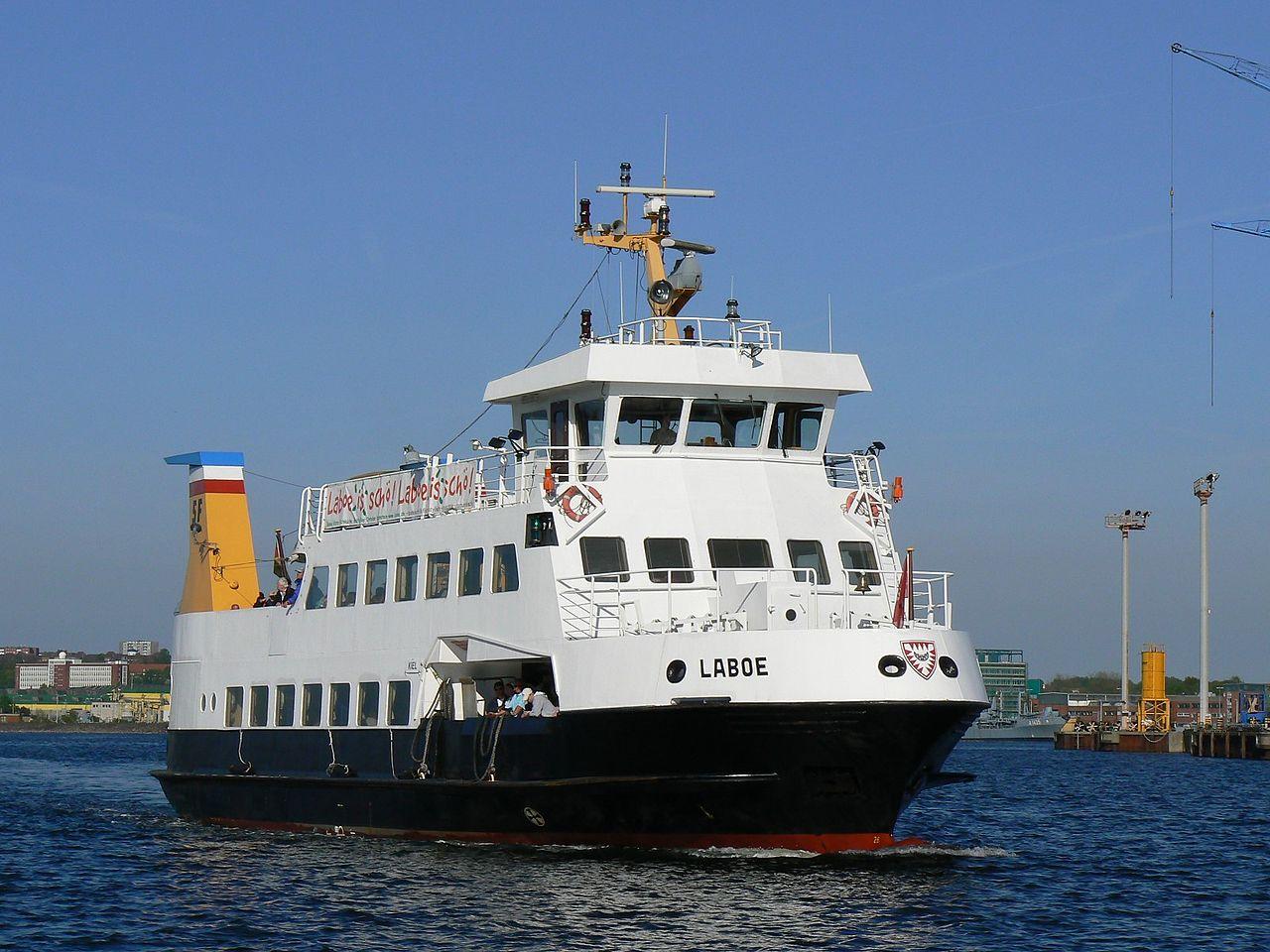 Bild Hafenrundfahrt Kiel