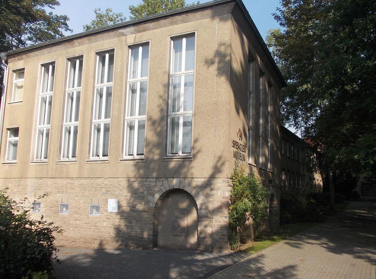 Bild Spengler Museum Sangerhausen
