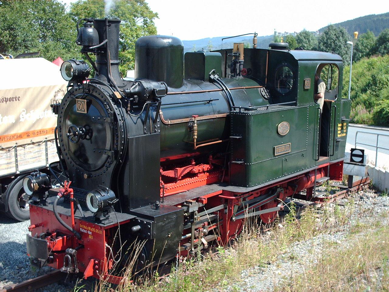 Bild Märkische Museums Eisenbahn