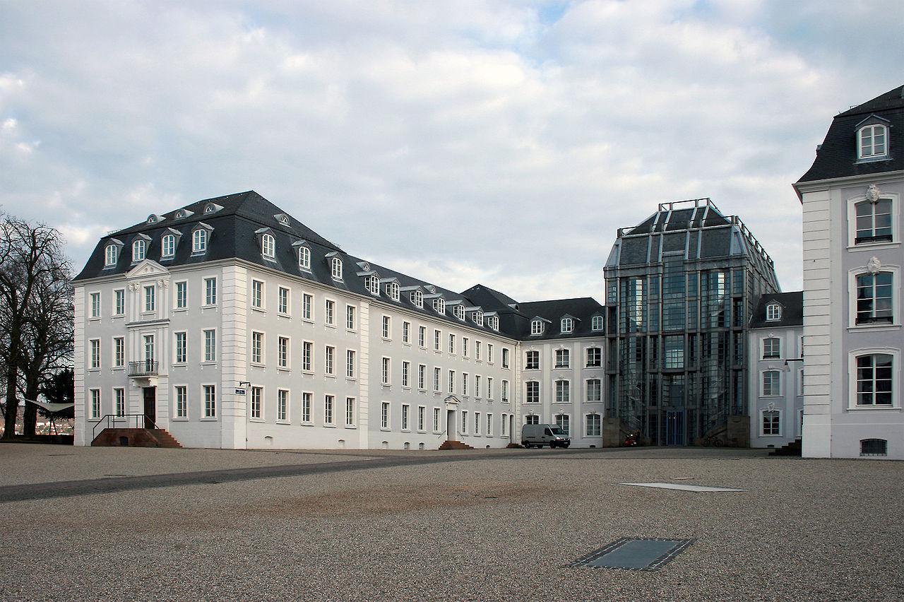 Bild Schloss Saarbrücken