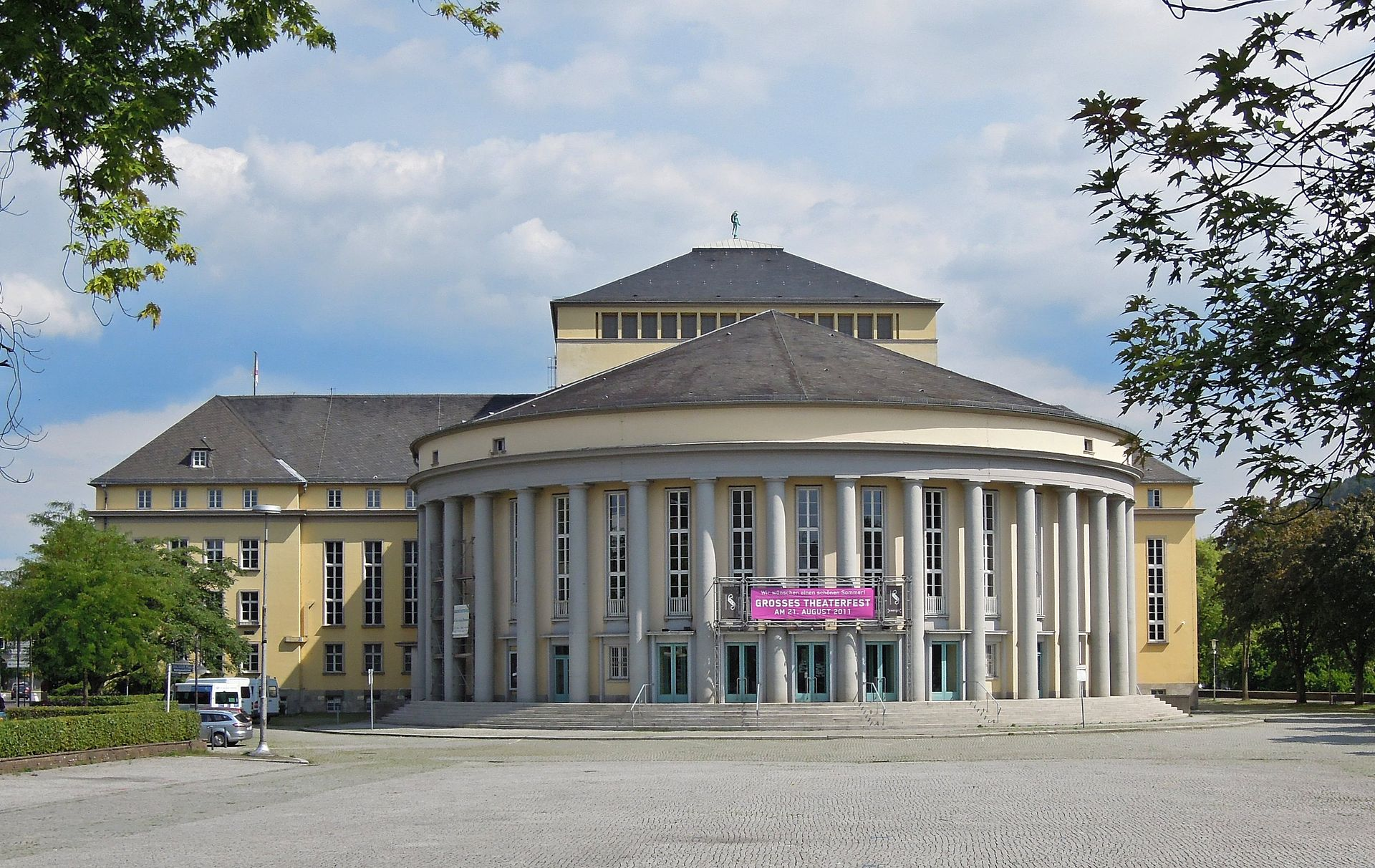 Bild Saarländisches Staatstheater Saarbrücken