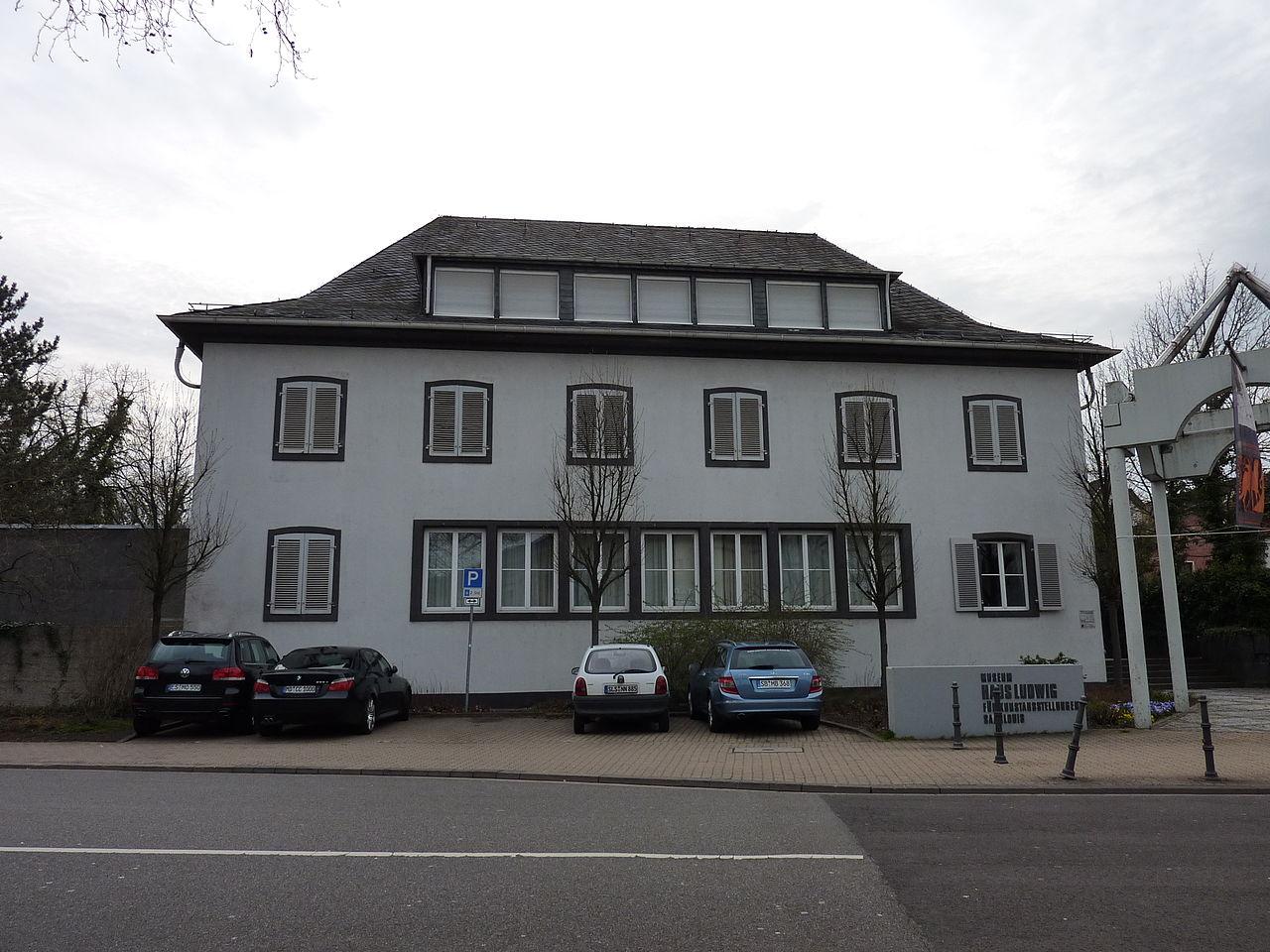 Bild Museum Haus Ludwig Saarlouis