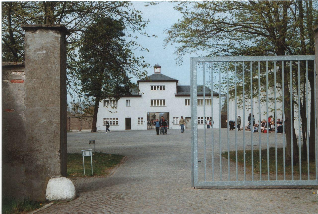 Bild Gedenkstätte Sachsenhausen