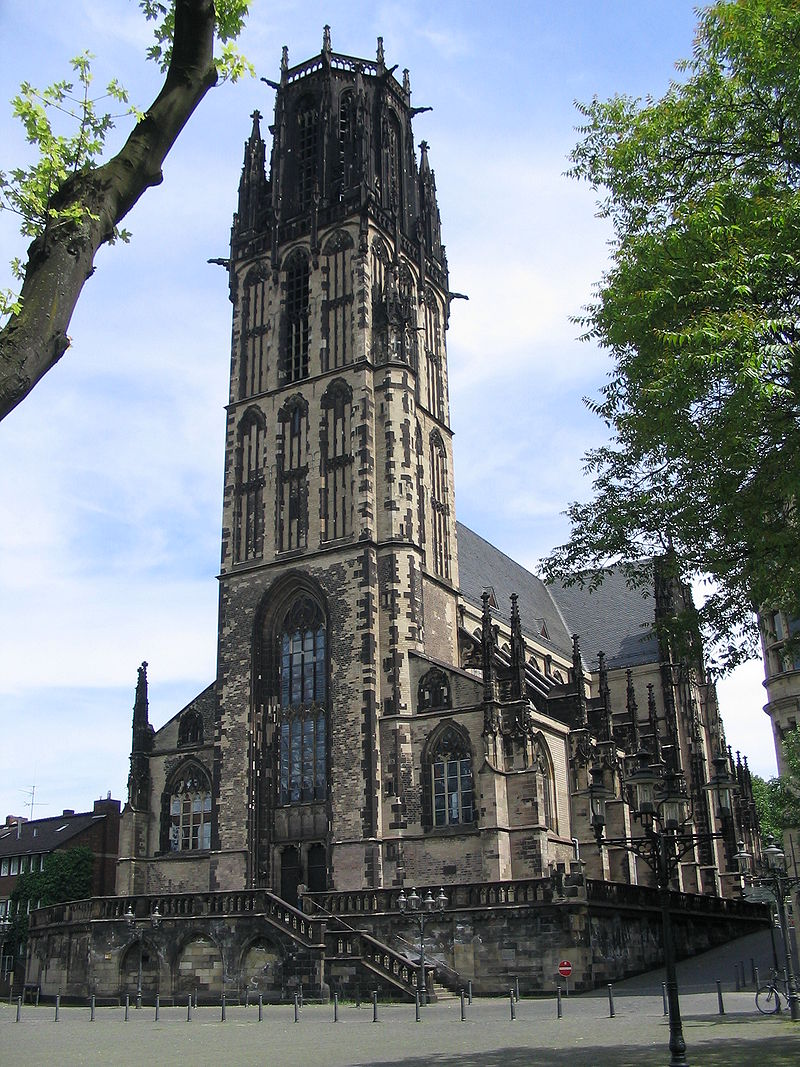 Bild Salvatorkirche Duisburg