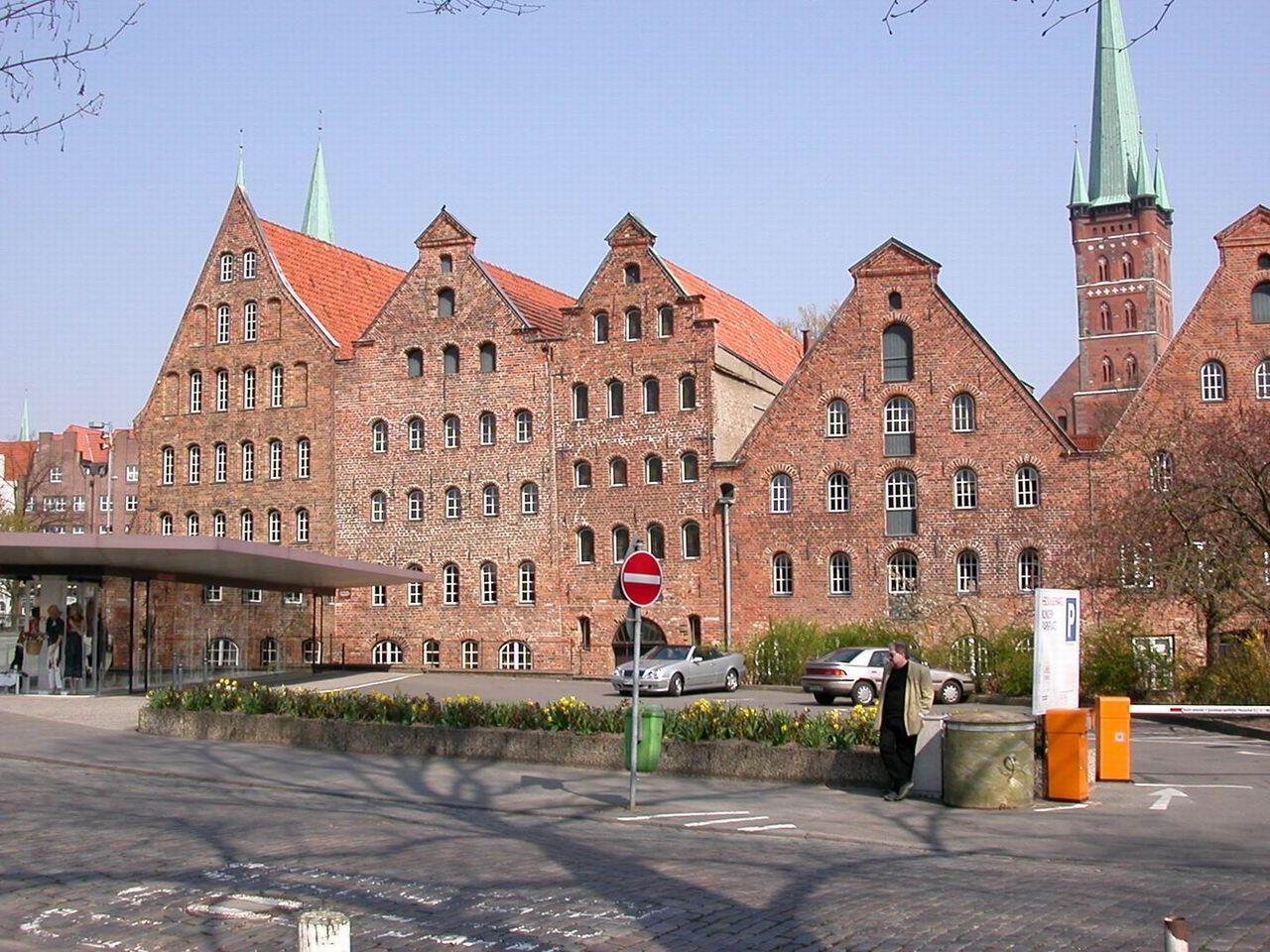 Bild Salzspeicher Lübeck