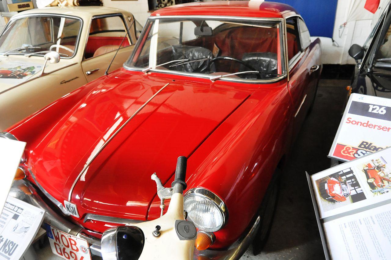 Bild Sammlung historischer Fahrzeuge Braunschweig