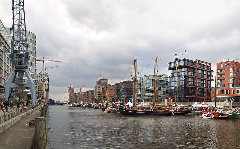 Bild Traditionsschiffhafen Hamburg