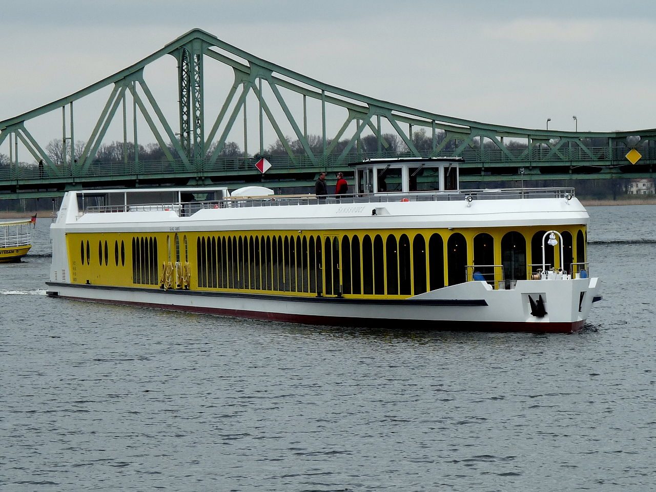 Bild Potsdamer Dampfschifffahrt