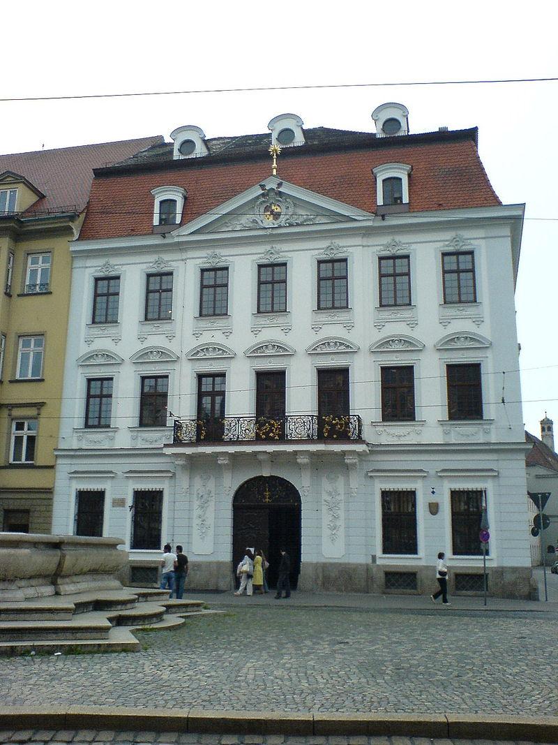 Bild Schaezlerpalais Augsburg