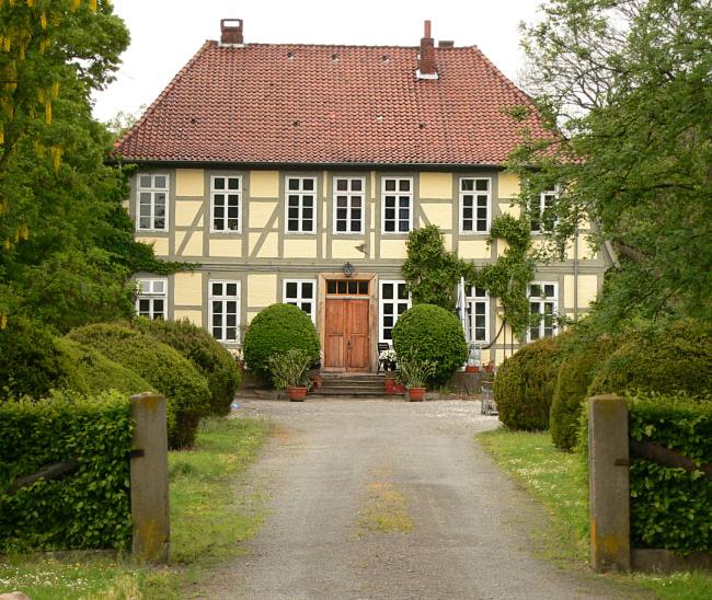 Bild Scharnhorst Geburtshaus Bordenau