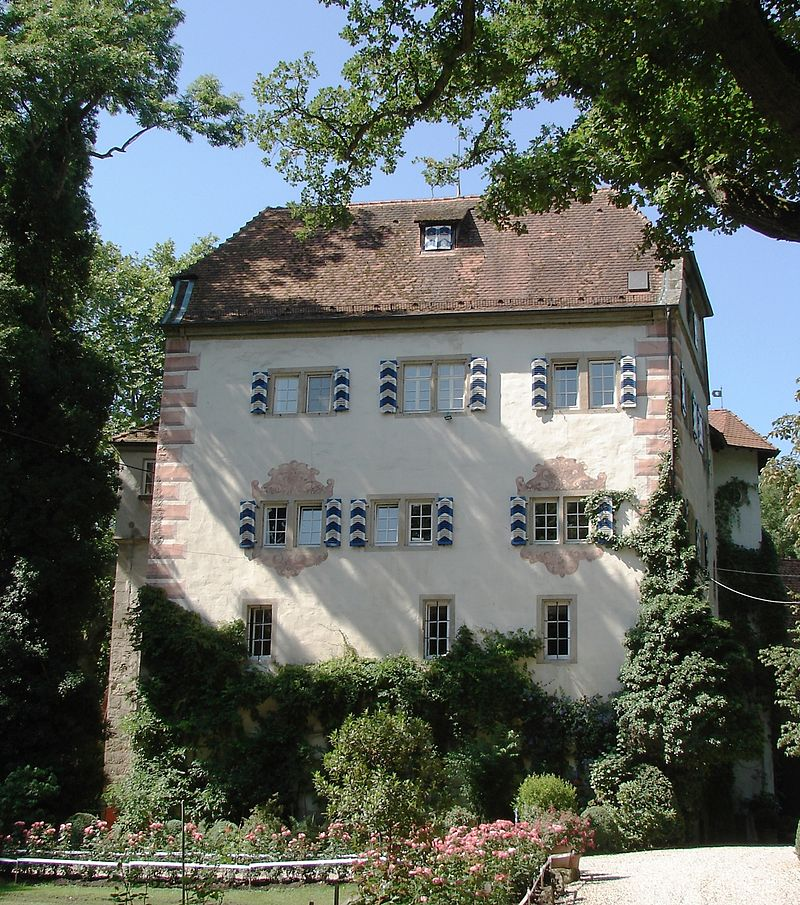 Bild Burg Schaubeck Steinheim