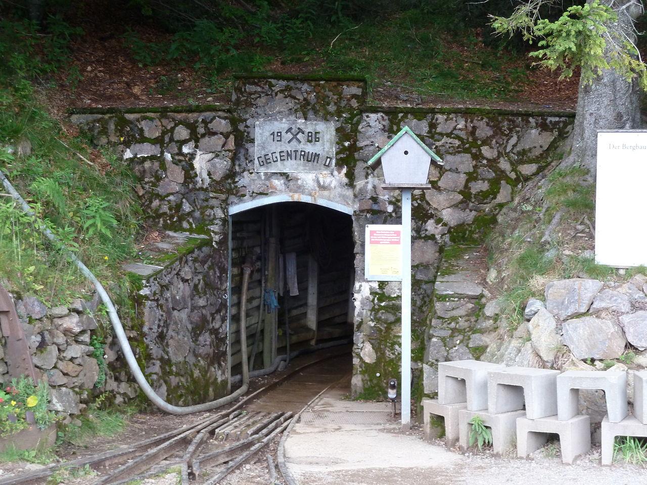 Bild Besucherbergwerk Schauinsland Oberried