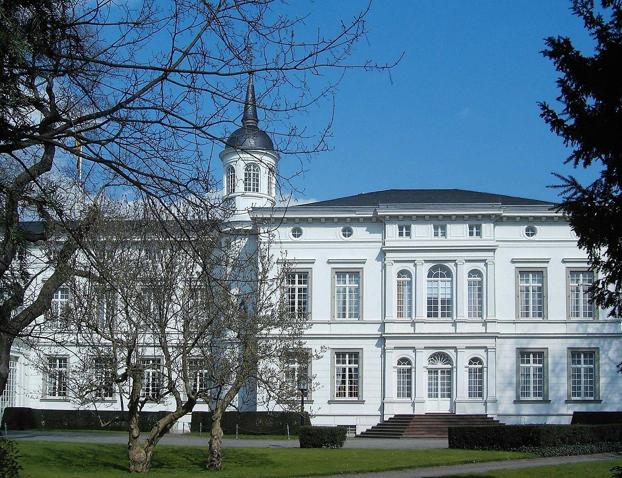 Bild Palais Schaumburg Bonn