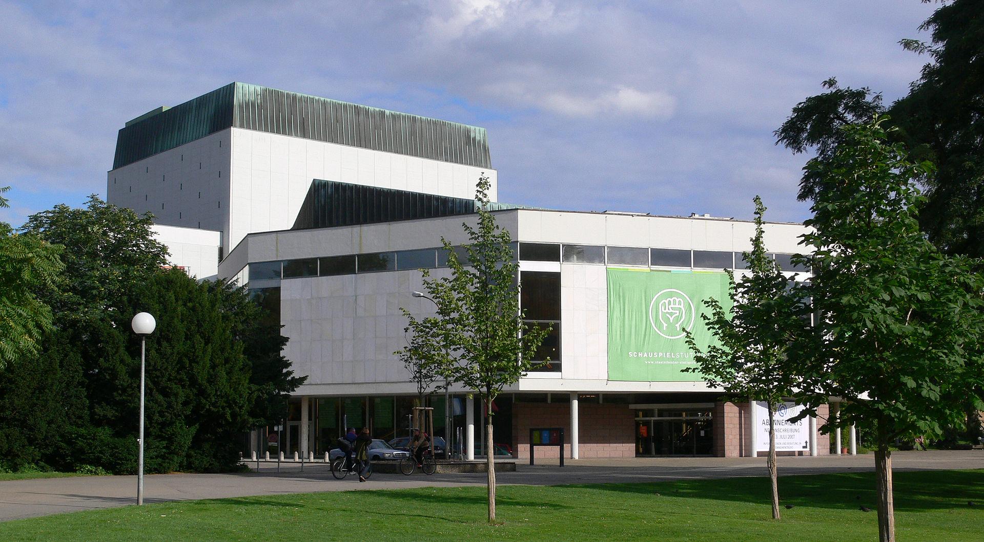 Bild Schauspielhaus Stuttgart