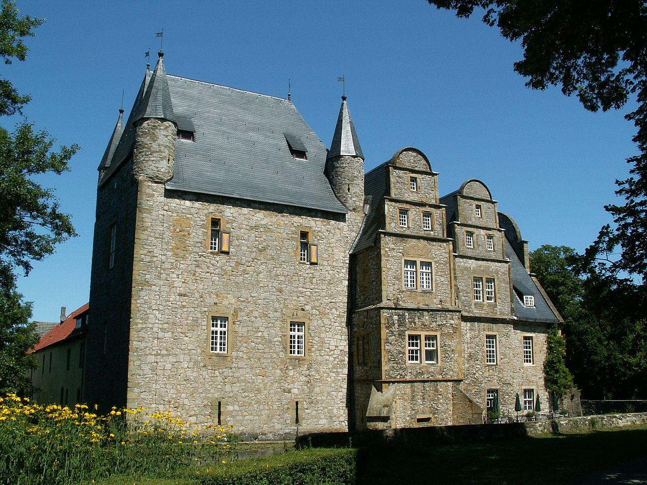Bild Wasserschloss Schelenburg