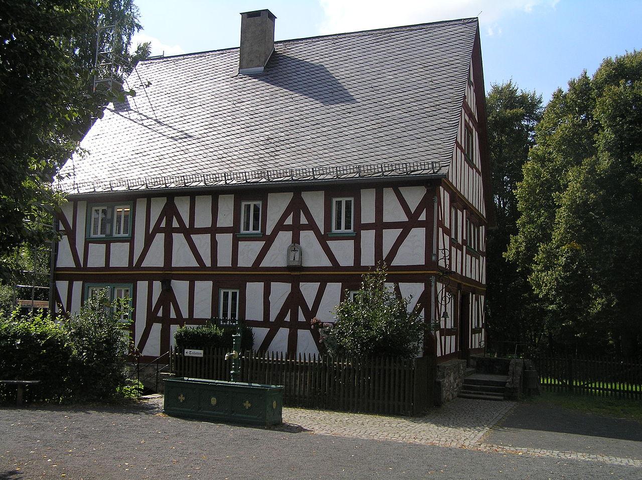 Bild Landschaftsmuseum Westerwald Hachenburg
