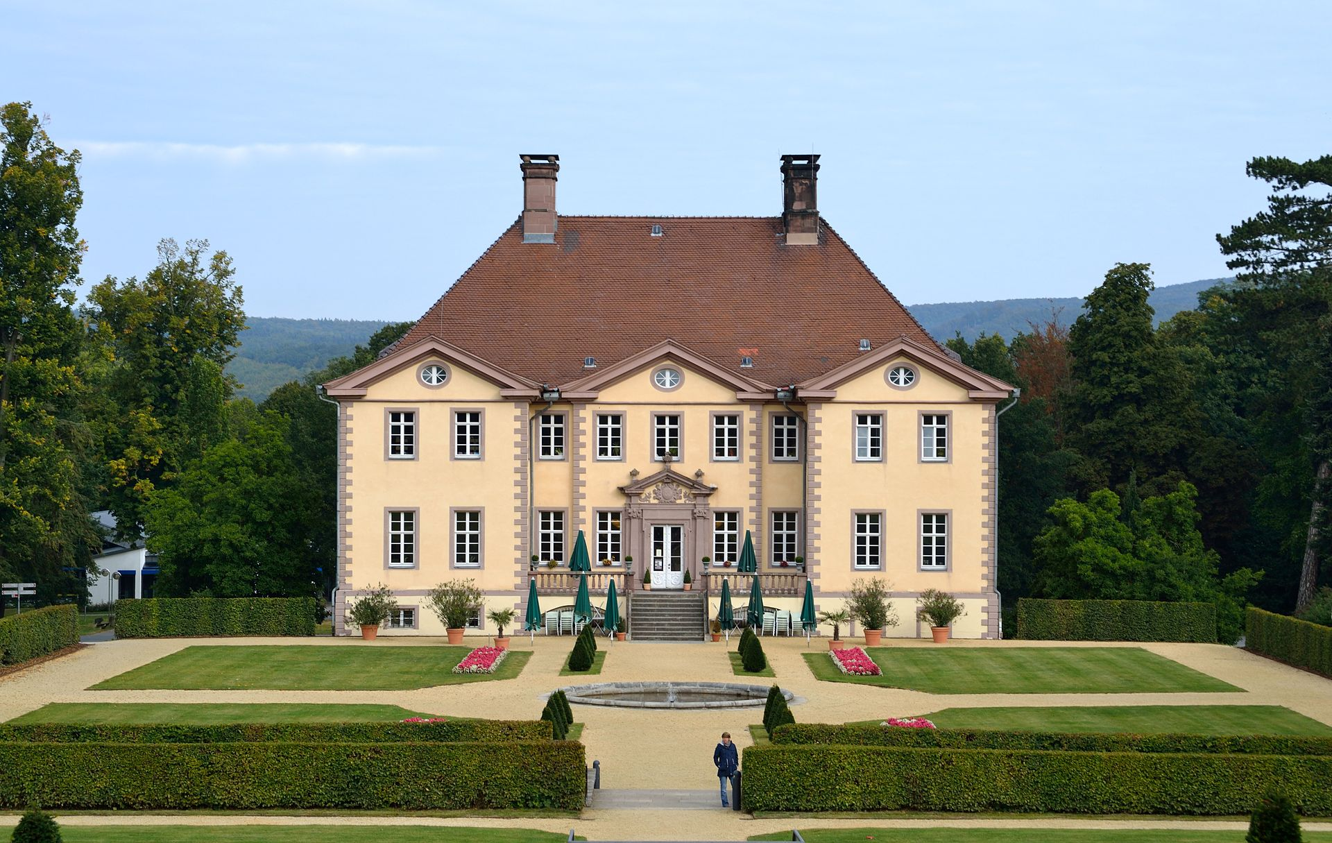 Bild Schloss Schieder