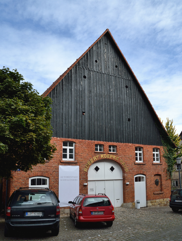 Bild Robert Koepke Haus Schieder Schwalenberg