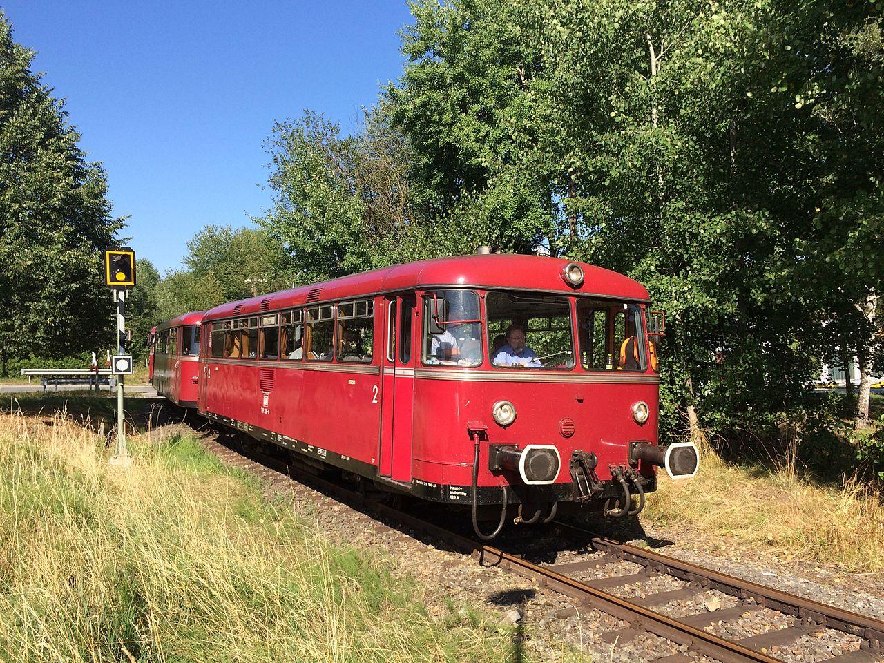 Bild Passauer Eisenbahnfreunde