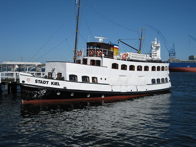 Bild Museumshafen Kiel