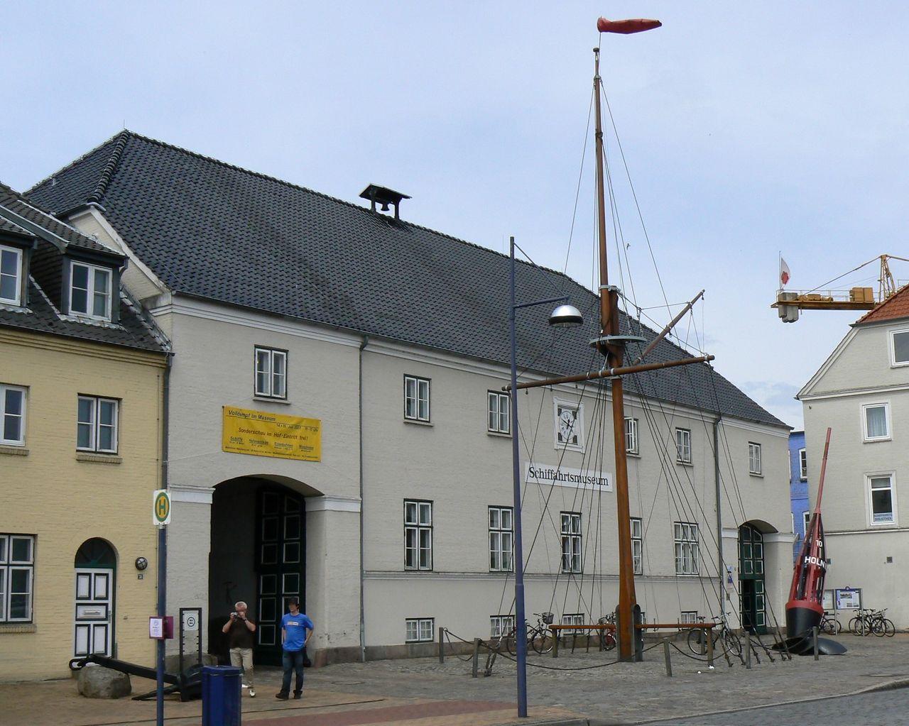 Bild Schiffahrtsmuseum Flensburg