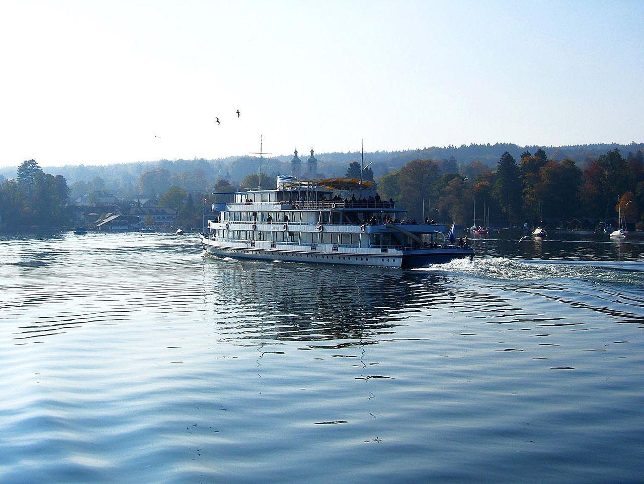Bild Schiffstour auf dem Starnberger See