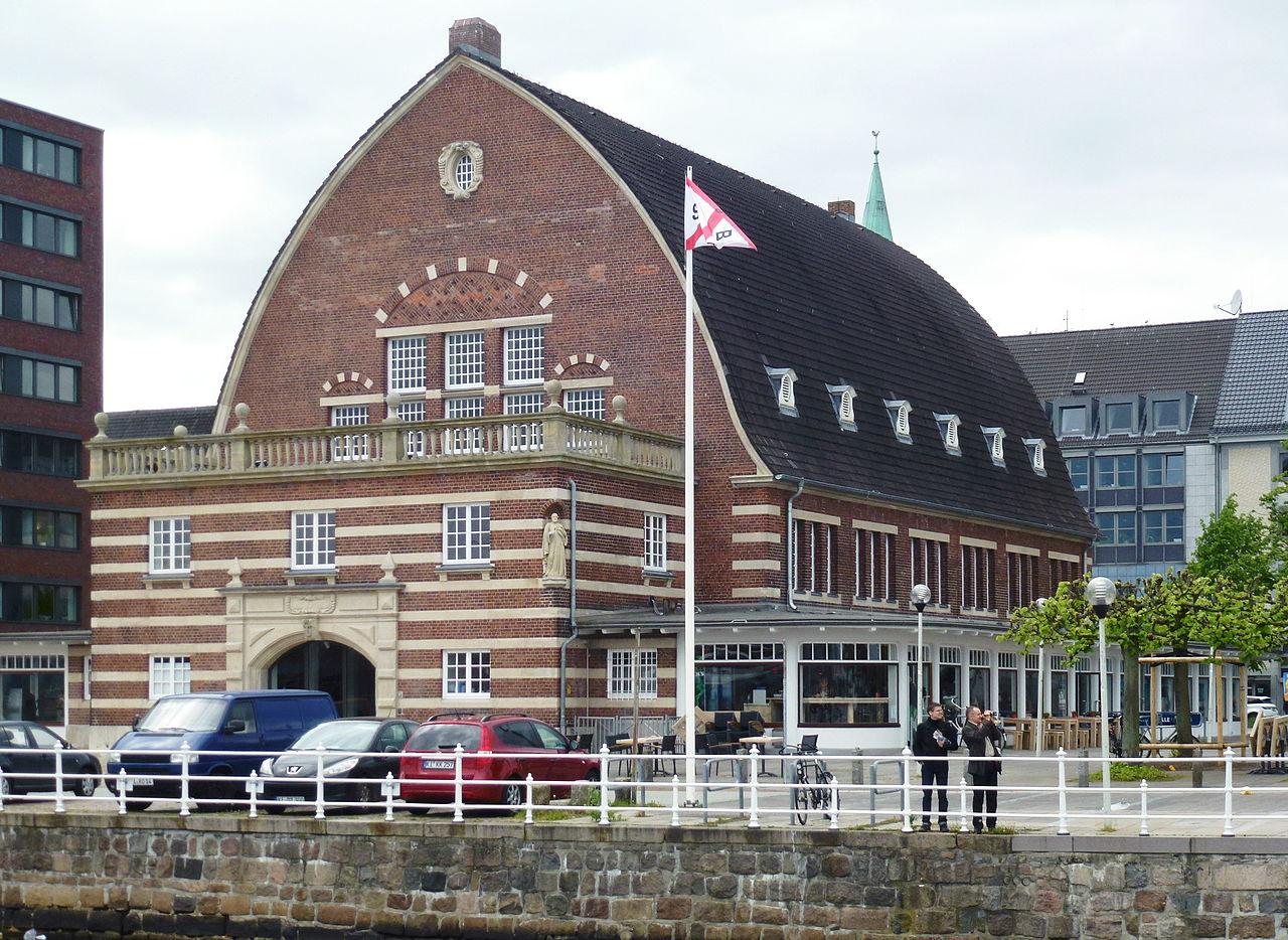 Bild Schifffahrtsmuseum Kiel