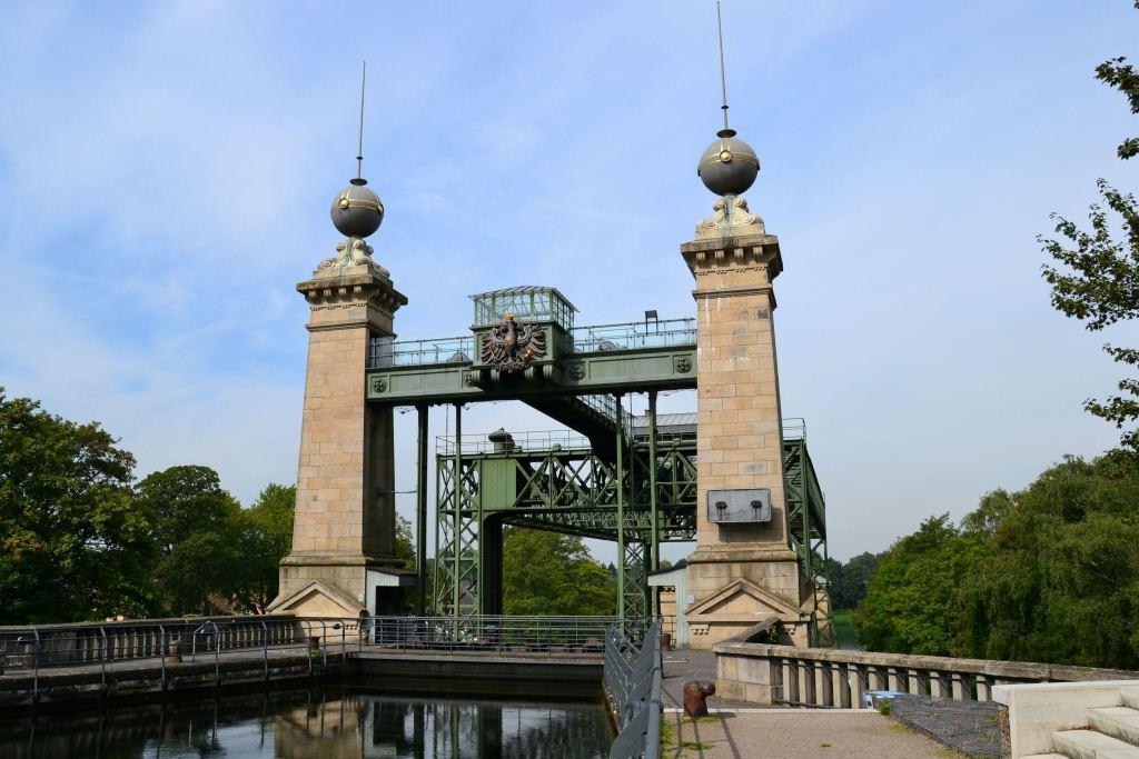Bild Altes Schiffshebewerk Henrichenburg